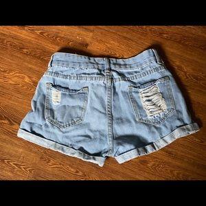 SHEIN brand shorts